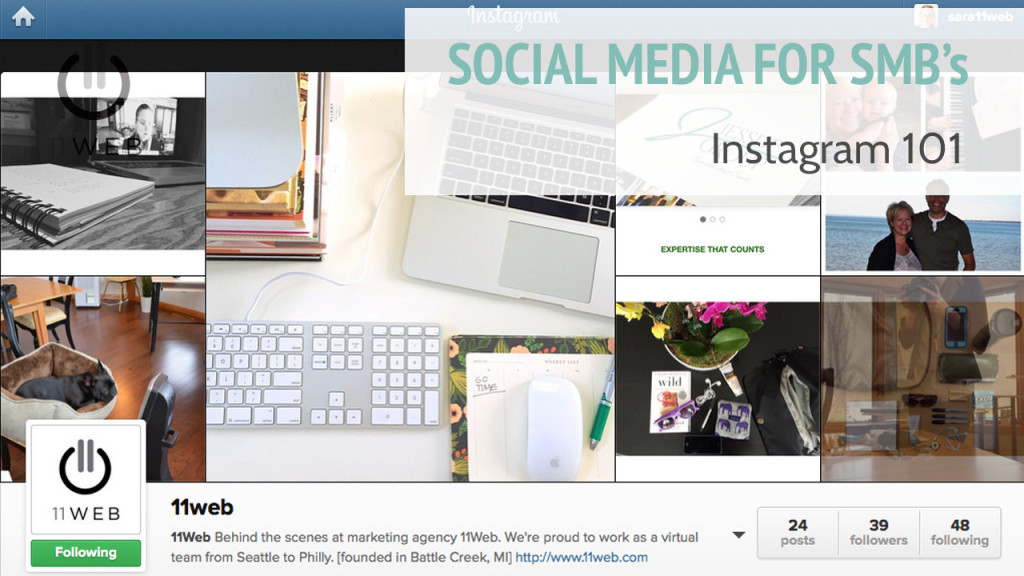 11Web Instagram Marketing for Small Business