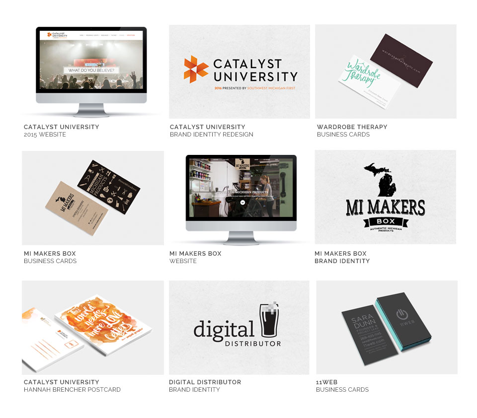 11Web Marketing Agency Portfolio