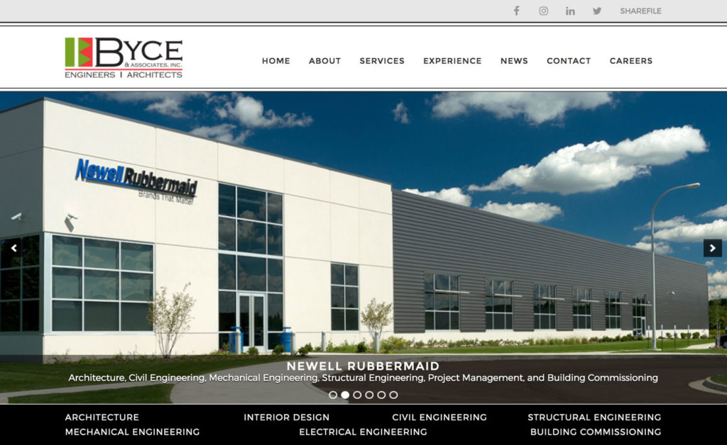 byce-architecture-engineering-firm-website