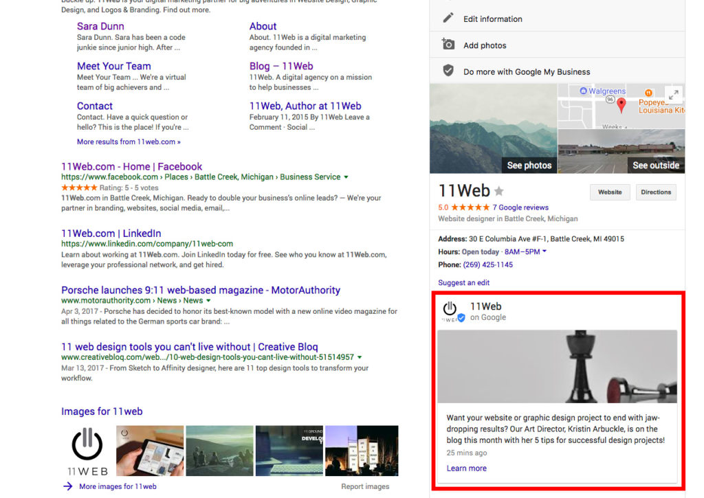 google-posts-in-search-results