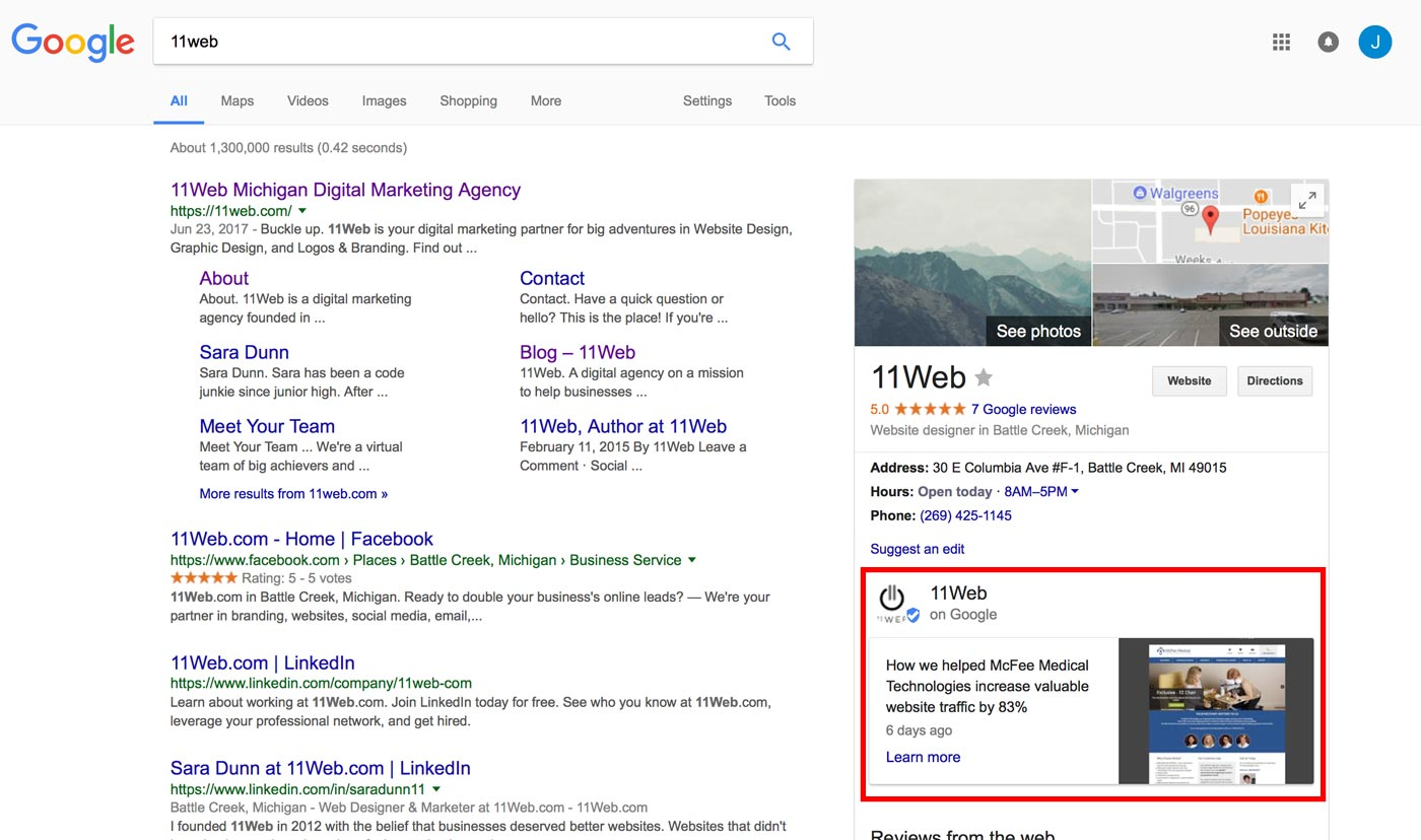 How to Post to Google Posts (And 9 Must-Do Post Ideas)